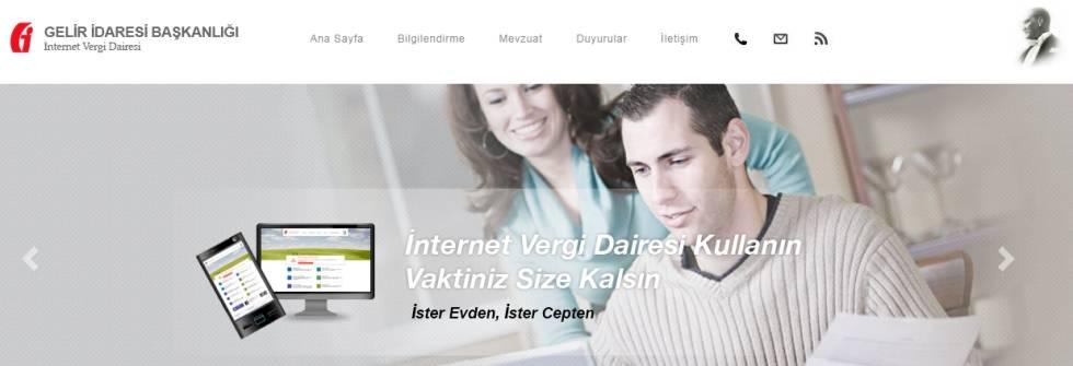 İnternet Vergi Dairesi / e-yasamrehberi.com